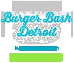 Detroit Burger & Brews Bash Logo